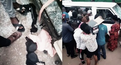 Fake COVID-19 Taskforce Officials Caught Raping A Girl In A Bus In Anambra (Photos)