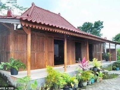87+ Gambar Rumah Sederhana Orang Jawa Terbaru