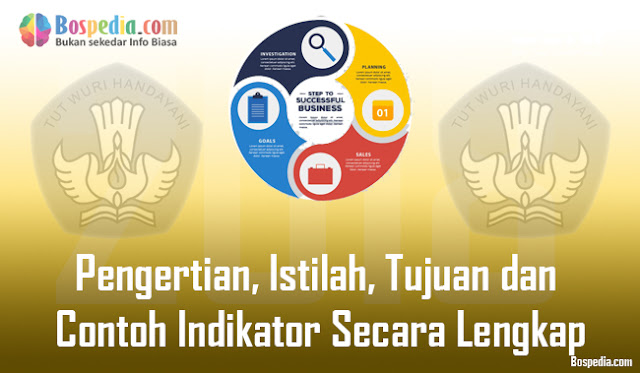 Pengertian, Istilah, Tujuan dan Contoh Indikator Secara Lengkap
