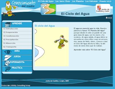 http://www.educa.jcyl.es/educacyl/cm/gallery/Recursos%20Infinity/aplicaciones/web_conocimiento/agua/aprende.htm