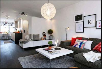 9 Desain Interior Rumah Minimalis Sederhana Yang Elegan Dan Indah Dipandang Mata 8