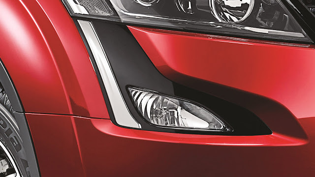 2018 New XUV 500 Fog lamp