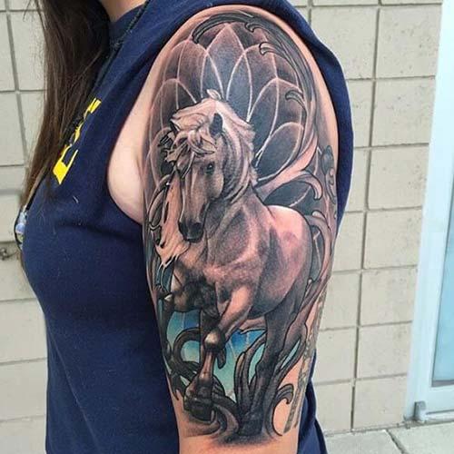 kadın kol dövmeleri arm tattoo for woman 16