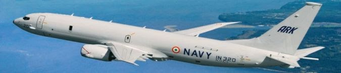 White House Admin Okays Proposed Sale of Six P-8I Patrol Aircraft To India