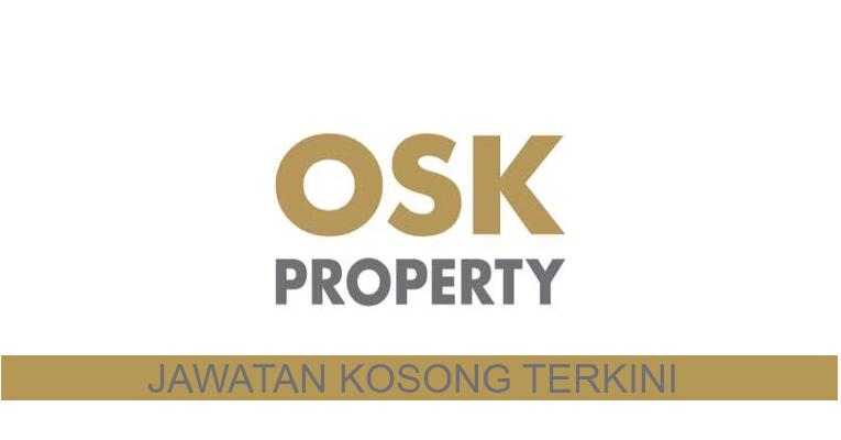 Kekosongan terkini di OSK Property Holdings Berhad