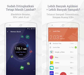 GO Speed - Aplikasi Clean Cache Gratis