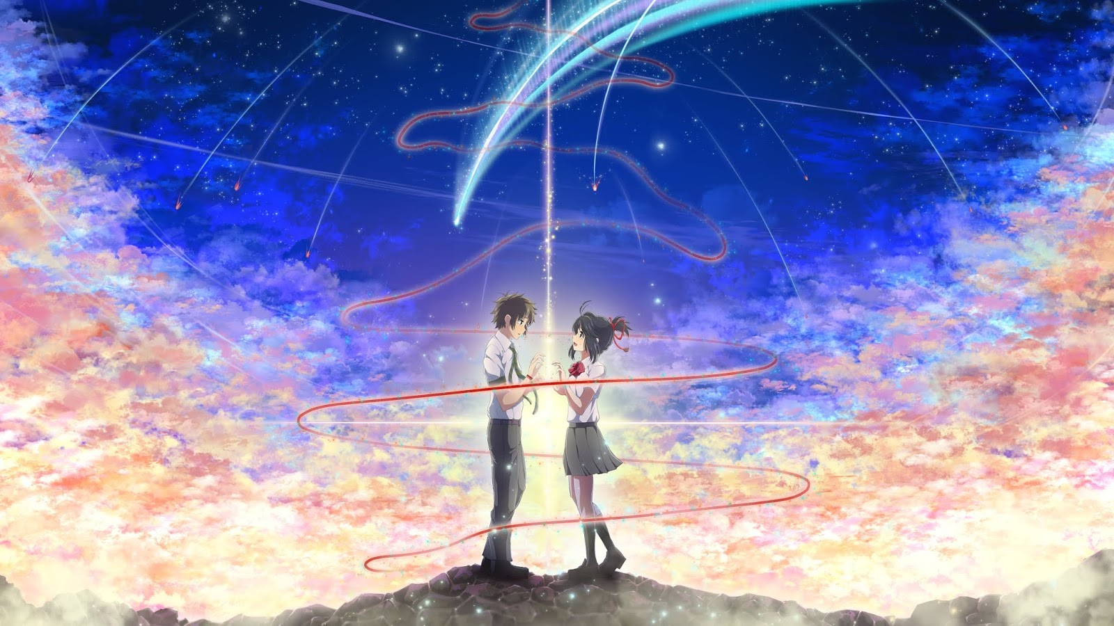 AowVN%2B%252833%2529 - [ Hình Nền ] Anime Your Name. - Kimi no Nawa full HD cực đẹp | Anime Wallpaper