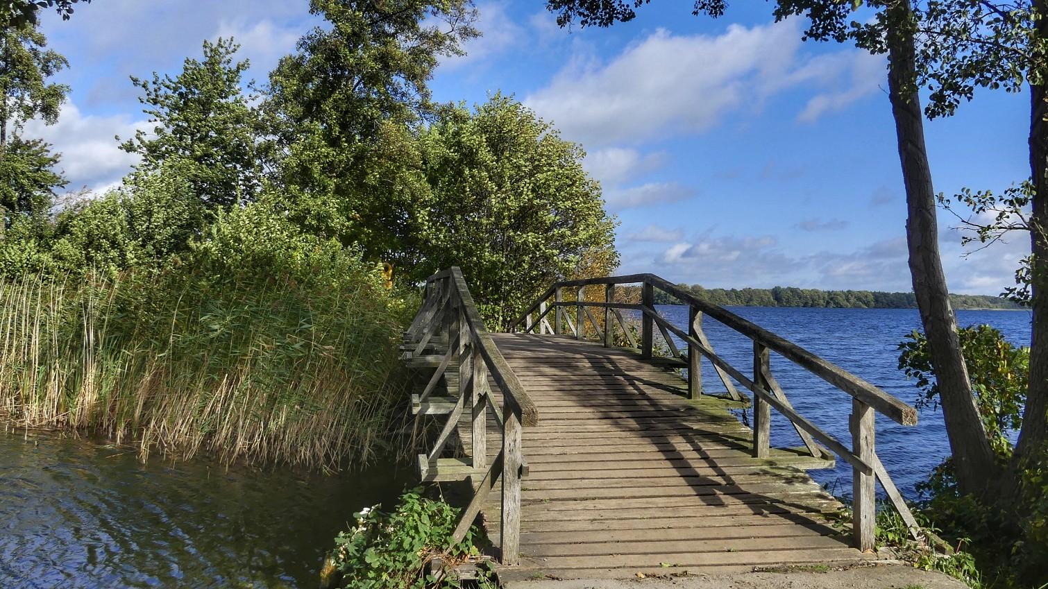 Zarrentin, Kirchensee, Biosphärenreservat
