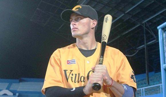 El mejor prospecto del beisbol cubano agregó que se mantendrá con  Cienfuegos en la próxima temporada
