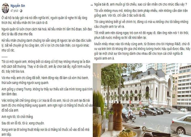 Mẹ Mai Phương đòi kiện Nguyễn Sin, NS bất ngờ đăng đàn: 'Ngửa bài đi, muốn gì tôi chiều'