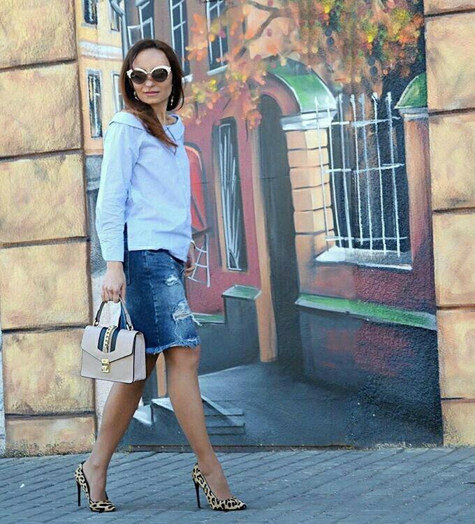 Estilo fashionista – moda para mulheres possíveis