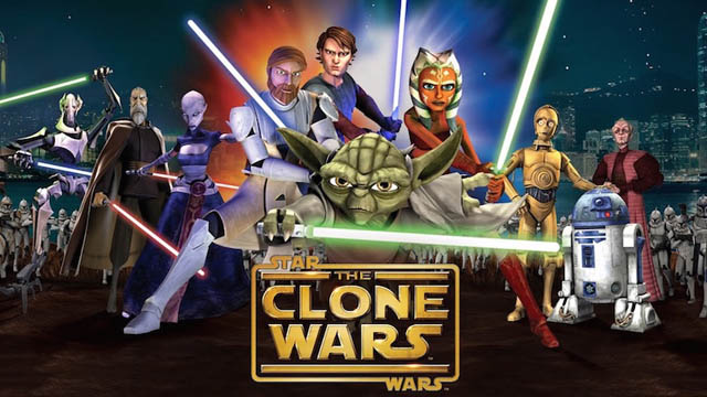 Star Wars: The Clone Wars (2008) Hindi Dubbed Movie 720p BluRay Download