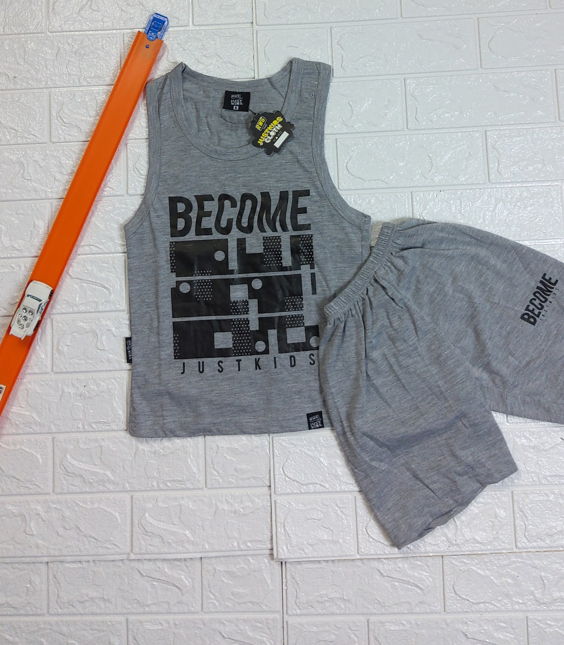 STELAN JUST KIDS SINGLET (2) (ANKL00015)