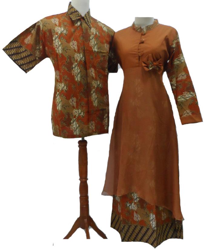 Toko Baju Batik Pontianak: BAJU KEBAYA BATIK Ea105