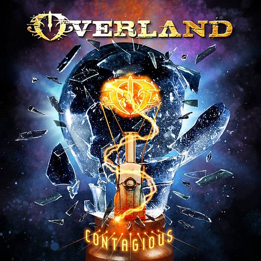 OVERLAND - Contagious (2016) full