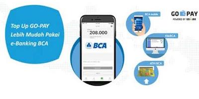 Top Up Gopay Melalui Mobile Banking Atau M-Banking