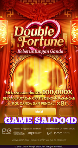 Game Slot Double Fortune PG Soft