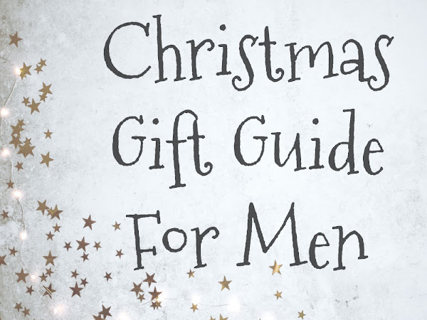 Christmas Gift Guide For Men {2018}