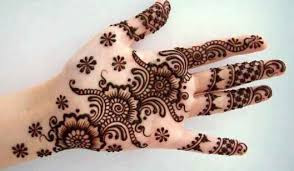 Attractive & Beautiful Hd Desgin Of Mehandi 8