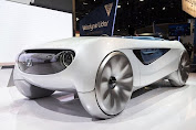 The Most Ideal Autonomous Concept Car from Honda