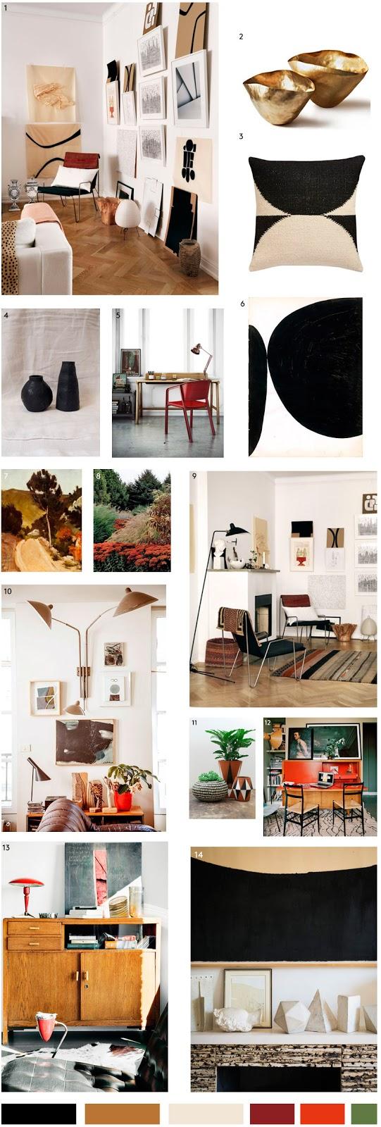Inspiración: la decoración de mi salón