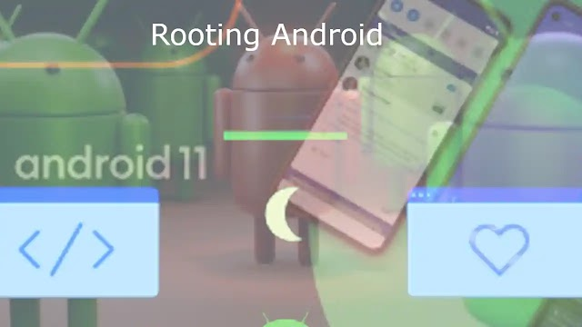 Rooting Android is distinct from SIM unlocking and bootloader unlocking.