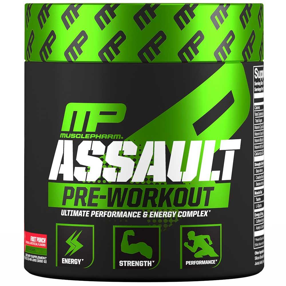 MusclePharm Assault, 0.49 lb