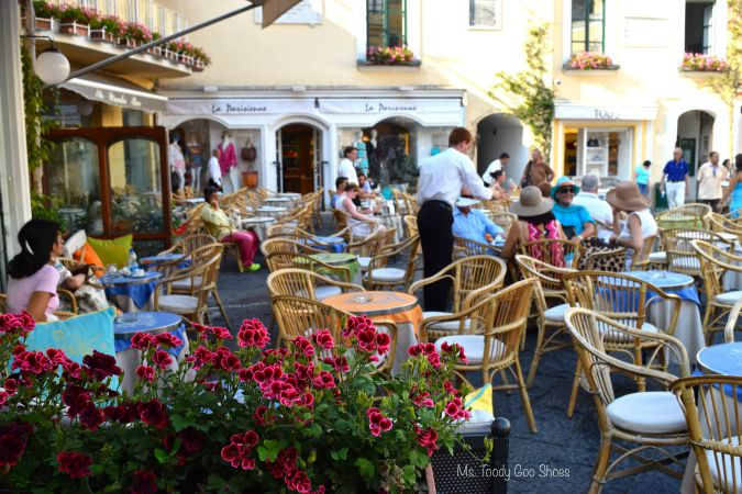 Capri, Italy: A Travel Journal | Ms. Toody Goo Shoes #Italy