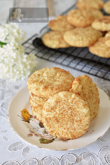Cinnamon Sugar Cookies That Are Made From 1 2 3 Recipe Yes Ive Tried A And I Like It