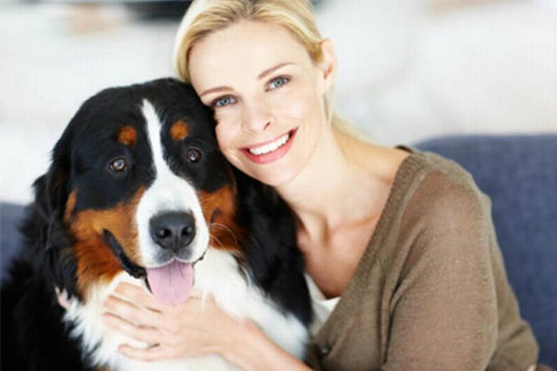 Τρόποι που ο σκύλος, μας προστατεύει από την κατάθλιψη