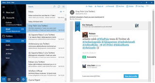 Cara Setting Email di Windows 10