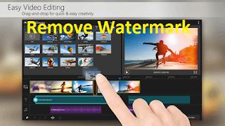 PowerDirector se Watermark Remove
