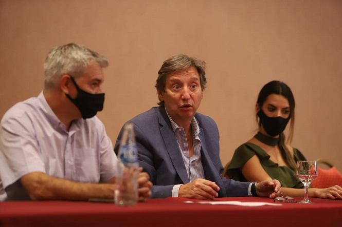 """Turismo: """"Queremos posicionar a  San Rafael no solo en la Argentina, también en el mundo"""""""