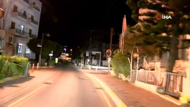 TRNC authorities upgrades punishment for anyone found violating curfew