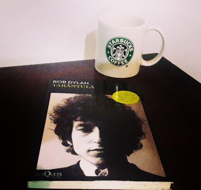 Resenha: Tarântula - Bob Dylan