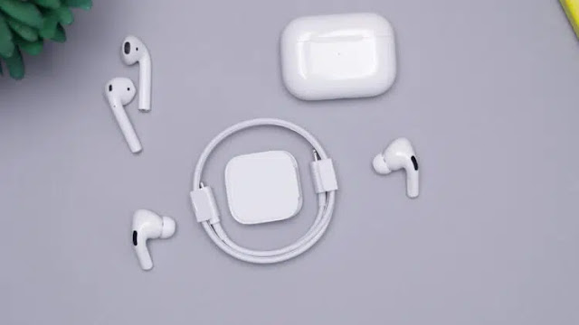 AirPods 3: the third generation of AirPods