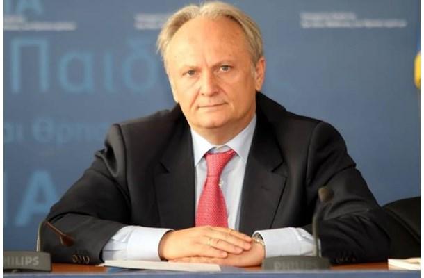 Αντιπρόεδρος της  Επιτροπής Μορφωτικών Υποθέσεων της Βουλής ο Γιάννης Ανδριανός