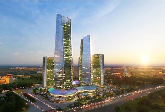 Dự án Sunshine KS Finance Hà Nội - Trung tâm tài chính hàng đầu thế giới