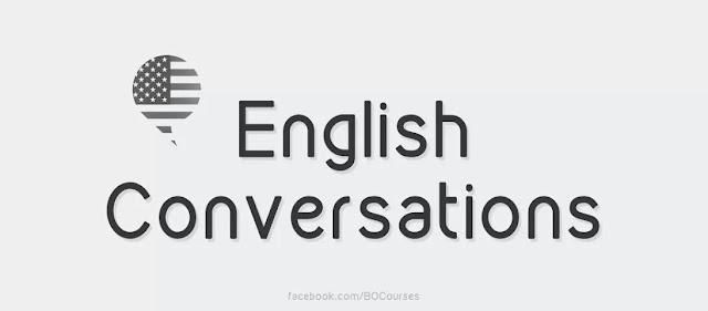 كورسين احترافيين لتعلم المحادثات وتكوين الجمل في اللغة الانجليزية English Conversations and sentences