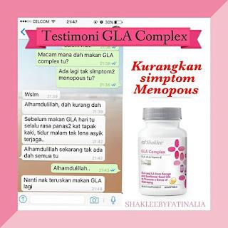 GLA Complex Shaklee Untuk Apa, Cara Makan, Harga & Testimoni