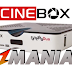 [ATUALIZAÇÃO] CINEBOX FANTASIA DUO HD - 12/11/2016