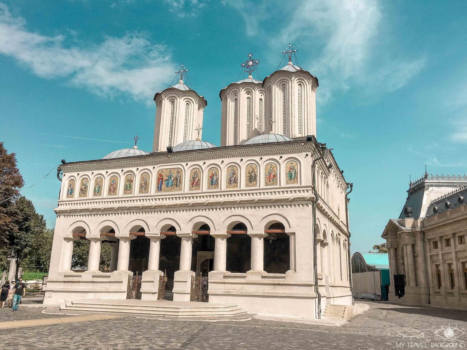 My Travel Background : 3 jours à Bucarest en Roumanie - Cathédrale Patriarcale de Bucarest