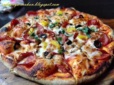 piza beef pepperoni