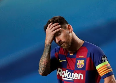 Lionel Messi told he lacks respect and must pay £628m to cancel Barcelona contract