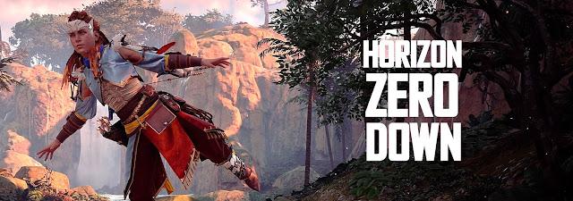 Horizon zero dawn bannière
