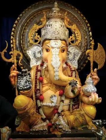 Ganpati Bappa HD Images Free Download