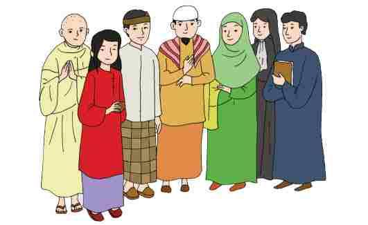 Keragaman Agama