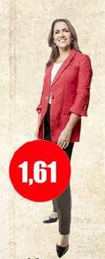 Cuánto mide Monserrat Álvarez