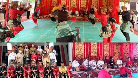 Sanggar Mustika Minang Duo ke Festival Randai se-Sumbar