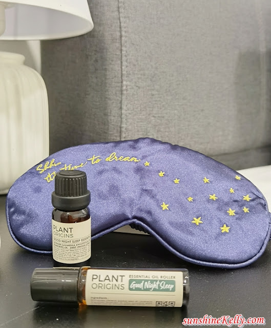 Plant Origins, Good Night Sleep Aromatherapy Kit Review, Aromatherapy, Signature Market, Good Night Sleep, Essential oils, lifestyle